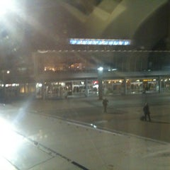 Photo taken at Blue Danube Airport Linz (LNZ) by Peter E. on 11/19/2011