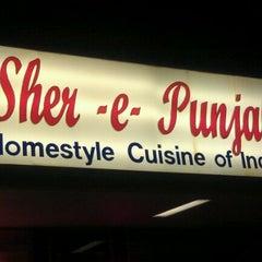Photo taken at Sher-E-Punjab by Kumaran B. on 1/10/2012