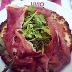 Photo taken at Chez Livio by Denise V. on 11/12/2011