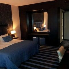 Photo taken at Van der Valk Hotel Sneek by vloetje on 10/19/2011