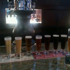 Photo taken at BJ's Restaurant and Brewhouse by Aaron W. on 10/22/2011
