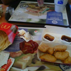 Photo taken at McDonald's by Jessica on 9/5/2011