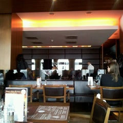 Photo taken at Trófea Grill Étterem by Gabor C. on 2/23/2012