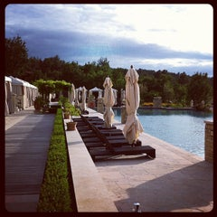 Photo taken at Four Seasons Resort Provence at Terre Blanche by Ruben R. on 6/10/2012