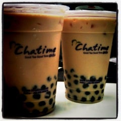 Photo taken at Chatime by Melvin W. on 5/5/2011