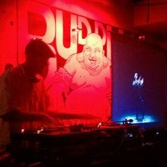 Photo taken at The Funky Buddha Lounge by Dj U. on 9/14/2011