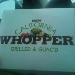 Photo taken at Burger King® by Glen Coco O. on 9/7/2011