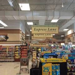 Photo taken at Kroger by Aaron P. on 4/6/2012