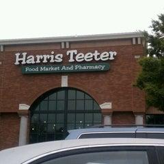 Photo taken at Harris Teeter by Warren A. on 9/22/2011