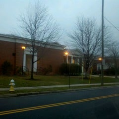 Photo taken at Maury Elementary School by Mark D. H. on 1/10/2012