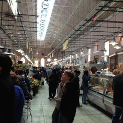 Photo taken at Eastern Market by Ruben H. on 3/11/2012
