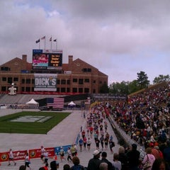 Photo taken at Folsom Field by JaimeT on 5/30/2011