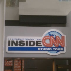 Photo taken at CNN Center by Charles P. on 3/31/2012