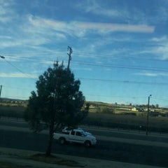 Photo taken at Metrolink Santa Clarita Station by Zakiya J. S. on 3/2/2012