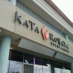 Photo taken at Kata Robata by Duy C. on 1/16/2012