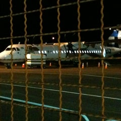 Photo taken at Aeroporto de Juiz de Fora / Serrinha (JDF) by Paulo C. on 3/31/2012