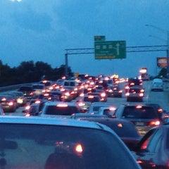 Photo taken at Interstate 4 by Christina K. on 6/11/2012