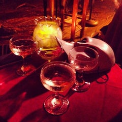 Photo taken at The McKittrick Hotel by Ashley S. on 8/8/2012