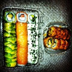 Photo taken at Tobu Sushi by Paula B. on 6/25/2012