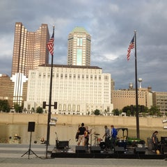 Photo taken at Genoa Park by Jeremy M. on 6/3/2012