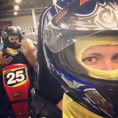 Photo taken at K1 Speed by Carolina on 7/19/2012