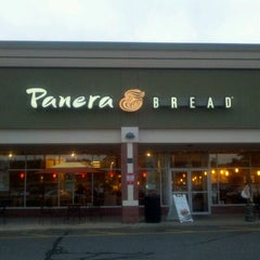 Photo taken at Panera Bread by James B. on 7/25/2012