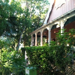 Photo taken at Key Largo Conch House by Melissa W. on 6/10/2012