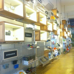 Photo taken at Lomography Gallery Store by Philippe M. on 4/2/2012