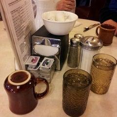 Photo taken at Hoagie's Restaurant by Steve A. on 2/25/2012