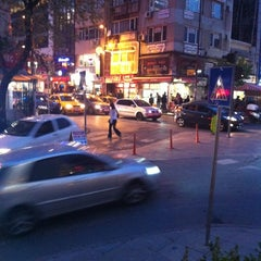 Photo taken at Ramada Plaza İstanbul City Center by Paolo B. on 4/17/2012