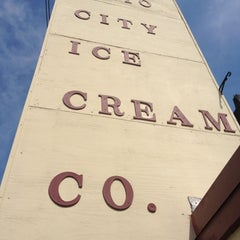 Photo taken at Ohio City Ice Cream by Kyle W. on 5/20/2012