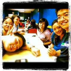 Photo taken at Wai Ying Fastfood (嶸嶸小食館) by Carlo C. on 3/19/2012