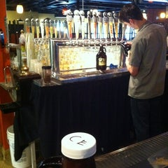 Photo taken at Two Brothers Tap House by Eric S. on 6/7/2012