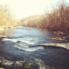 Photo taken at Big Gunpowder Trail by JPalm on 3/11/2012
