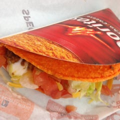 Photo taken at Taco Bell by Jessica L. on 3/19/2012