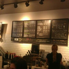 Photo taken at Starbucks by Brent C. on 5/9/2012