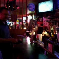 Photo taken at George's Bar & Restaurant by Bill P. on 9/13/2012