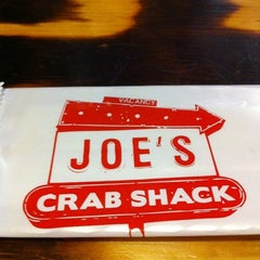 Photo taken at Joe's Crab Shack by JT T. on 6/30/2012