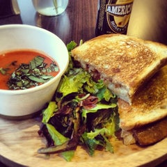 Photo taken at Heywood - A Grilled Cheese Shoppe by Jamie B. on 6/3/2012