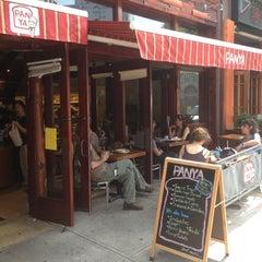 Photo taken at Panya Bakery by Jérémy F. on 5/28/2012