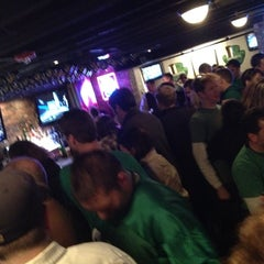Photo taken at Pat's Pizza (Old Port) by Morgan S. on 3/17/2012