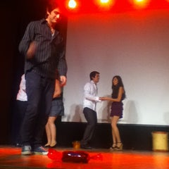 Photo taken at Auditorio by Nicole C. on 4/25/2012