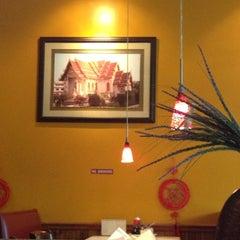 Photo taken at Thai House by Sheila T. on 5/29/2012