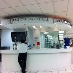 Photo taken at Universidad Insurgentes by Universidad I. on 5/2/2012