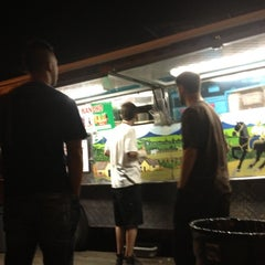 Photo taken at Tacos Mi Rancho by Tai Tree on 6/19/2012