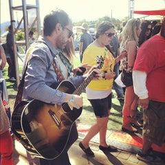 Photo taken at KROQ Coachella House 2012 by Julie E. on 4/15/2012