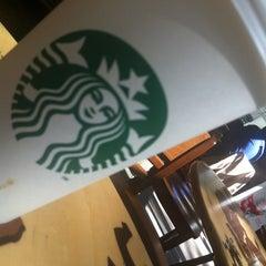 Photo taken at Starbucks by Gabit 7. on 6/25/2012