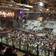 Photo taken at 105 Stadium by Mauro S. on 2/21/2012