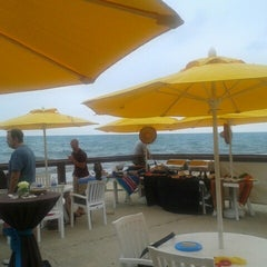 Photo taken at Oak Street Beachstro by Justin K. on 7/19/2012