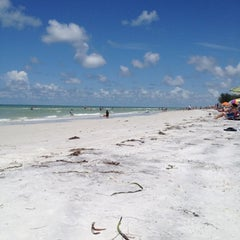Photo taken at Fort DeSoto State Park by Creative T. on 7/29/2012